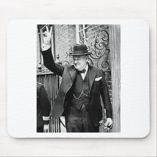 Winston Churchill Tapete De Ratones