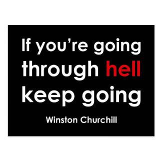 Winston Churchill Postal