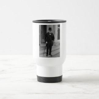 Winston Churchill Travel Mug
