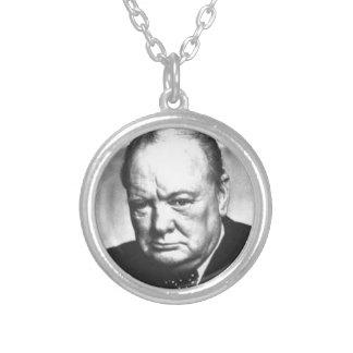 Winston Churchill Tribute Necklace