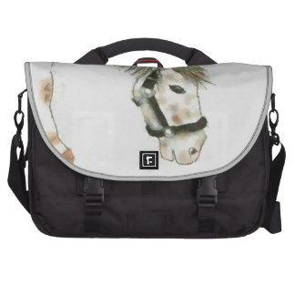 Winston el caballo bolsas para portátil