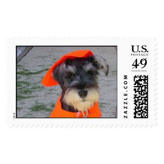winston j 009-2 postage stamps