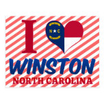 Winston, North Carolina Post Cards