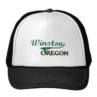 Winston Oregon Classic Design Hat