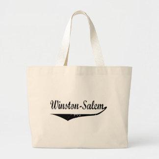 Winston-Salem Bolsa Tela Grande