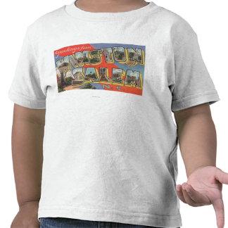 Winston-Salem, Carolina del Norte Camisetas