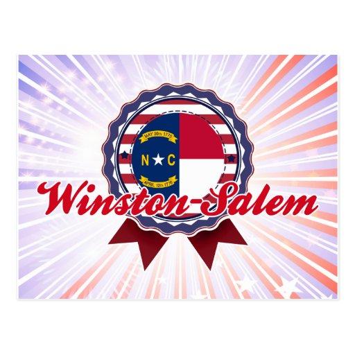 Winston-Salem, NC Tarjetas Postales
