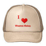 Winston-Salem -- Rojo Gorras
