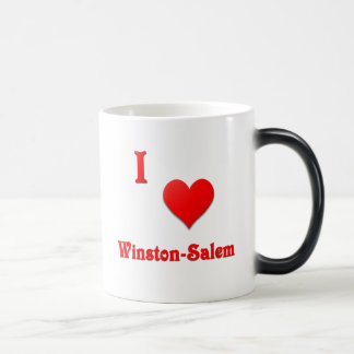 Winston-Salem -- Rojo Taza Mágica