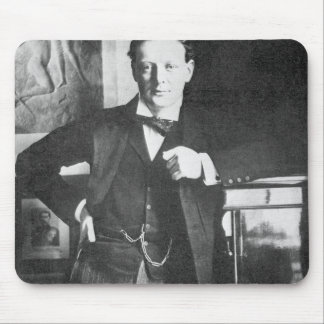 Winston Spencer Churchill in 1904 Mouse Pad