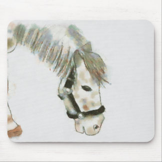 Winston the Horse Mouse Pad