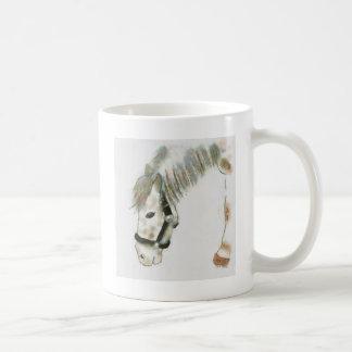 Winston the Horse Mugs