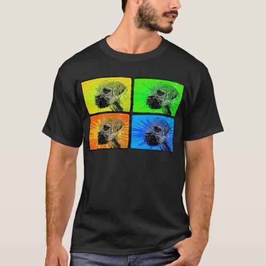 Winston Unleashed Goes T-Shirt