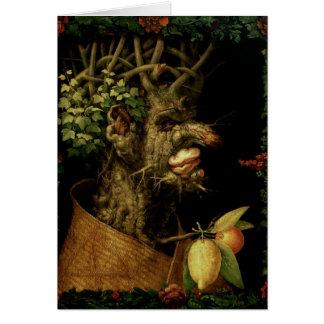 Winter, 1573 card