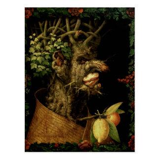 Winter, 1573 postcard
