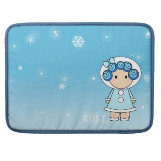 """Winter 15"""" Macbook Pro Sleeve"""