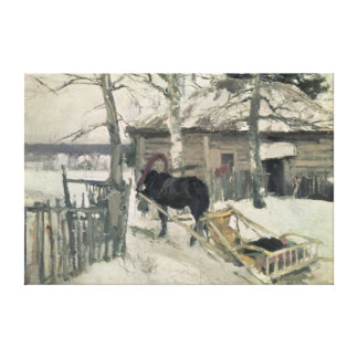 Winter, 1894 canvas print
