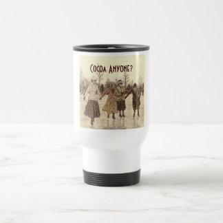 Winter 1910 travel mug