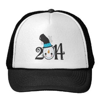 Winter 2014 trucker hat