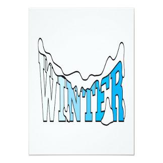 Winter 2 card