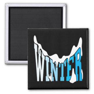 Winter 2 magnet