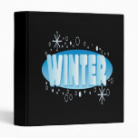 Winter 4 binder