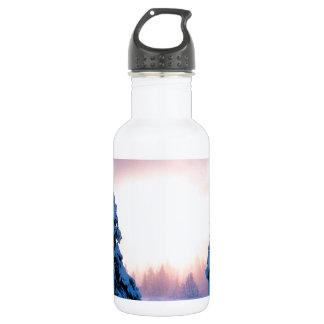 Winter A New Season Awaits Stainless Steel Water Bottle
