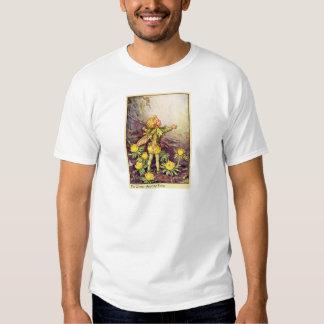 Winter Aconite Fairy Shirt