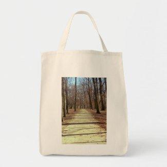 Winter Afternoon Tote Bag bag