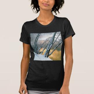 Winter Alder Trees Merced River Yosemite T-shirts