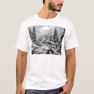 Winter amongst the clouds T-Shirt