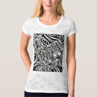 Winter and Electric Light T-Shirt