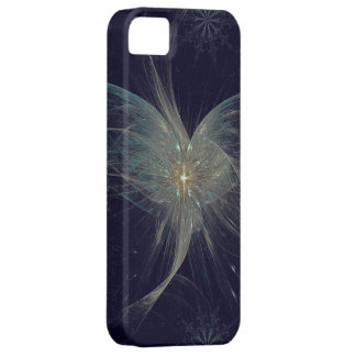 Winter Angel Fractal Art iPhone 5 Cases