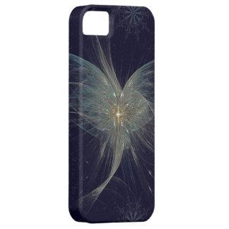 Winter Angel Fractal Art iPhone SE/5/5s Case