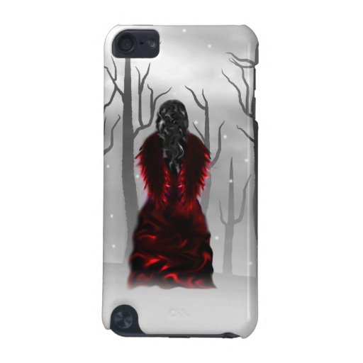 Winter Angel IPod Touch Case