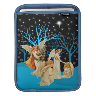 Winter Angels iPad Sleeve