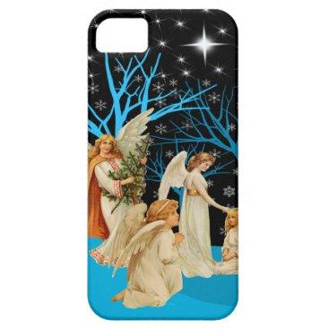 Winter Angels iPhone 5G Case