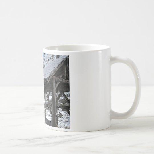 Winter at Mohonk Coffee Mug
