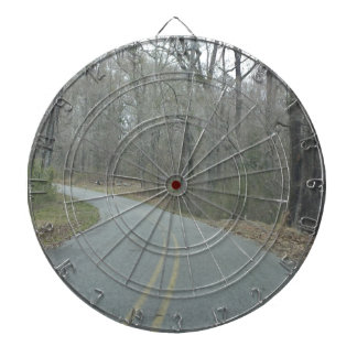 Winter at Natchez Trace Parkway MS Dartboards