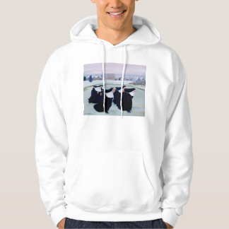 Winter at the Convent Hoodie