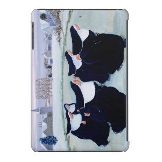 Winter at the Convent iPad Mini Covers