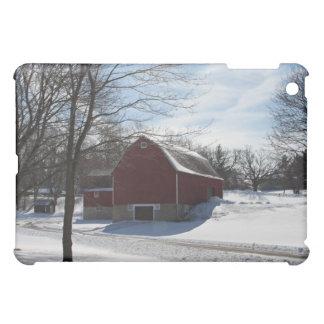 Winter Barn iPad Mini Case