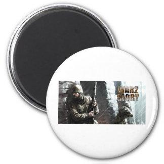 winter battle magnet