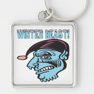 Winter Beast 2 Key Chain