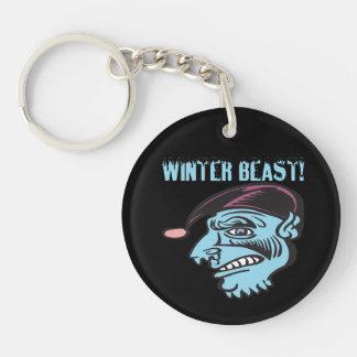 Winter Beast 2 Keychains
