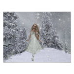 Winter Beauty D1 Poster/Print Poster