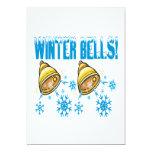 Winter Bells Invitations