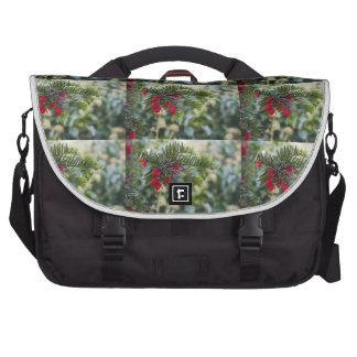 Winter Berry Commuter Bags