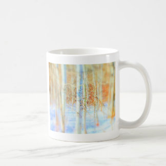"""Winter Birch Trees"" Mug"