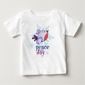Winter bird baby T-Shirt
